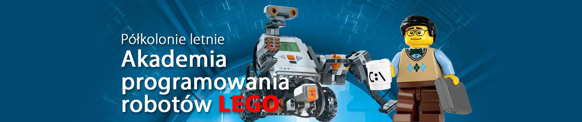 Półkolonie Lego