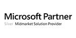Microsoft Partner Silver Midmarket Provider